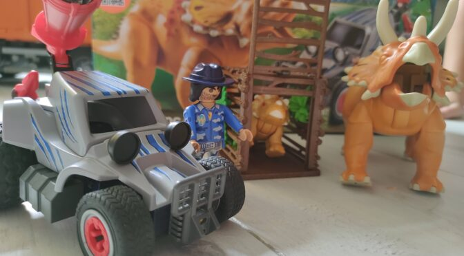 Playmobil Dinos – Review