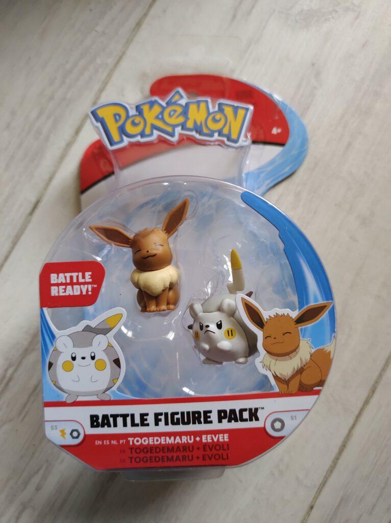 Pokémon Batlle Pack