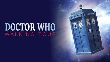 Doctor Who Walking Tour London