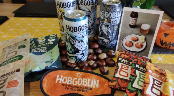 Hobgoblin The Unofficial Beer of Halloween