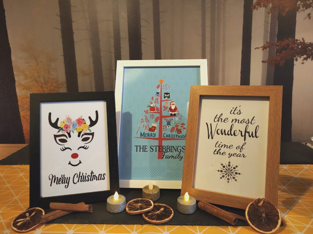 framed prints from jr decal