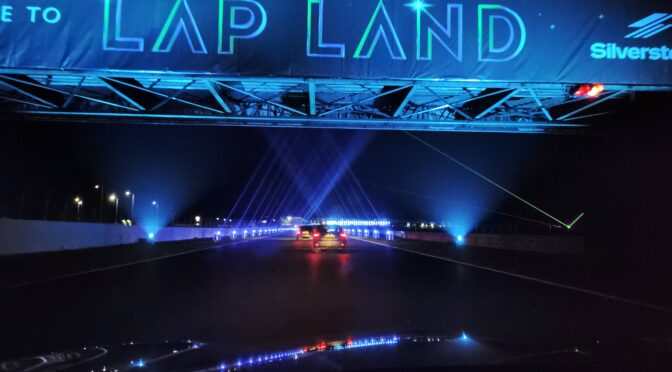 Getting Festive at Silverstone with LAPland