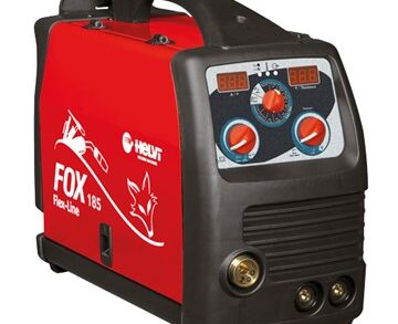 HELVi® FOX 185 Multi-Line MIG Inverter