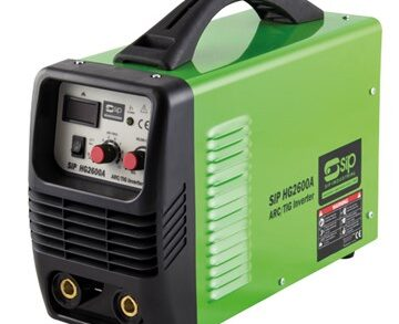 SIP HG2600A ARC TIG Inverter Welder