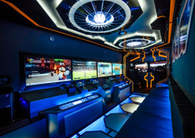 Elite interior
