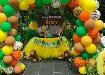 Balloon Entrance Eventastic