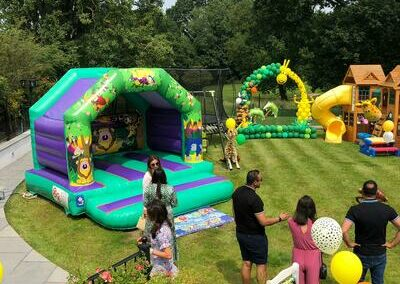 Eventastic Bouncy Castles & Garden Fun Games