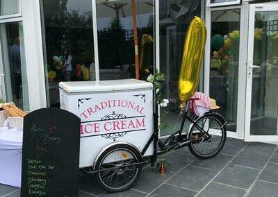 Eventastic Ice Cream Cart Birthday