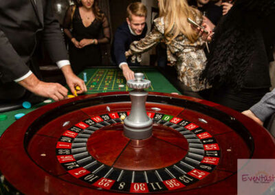 Casino Roulette to rent for Birthday party Eventastic