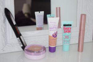Birthday eyelash and foundation