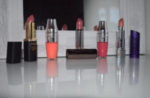 Birthday lipstick