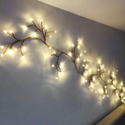 indoor Ivy lights