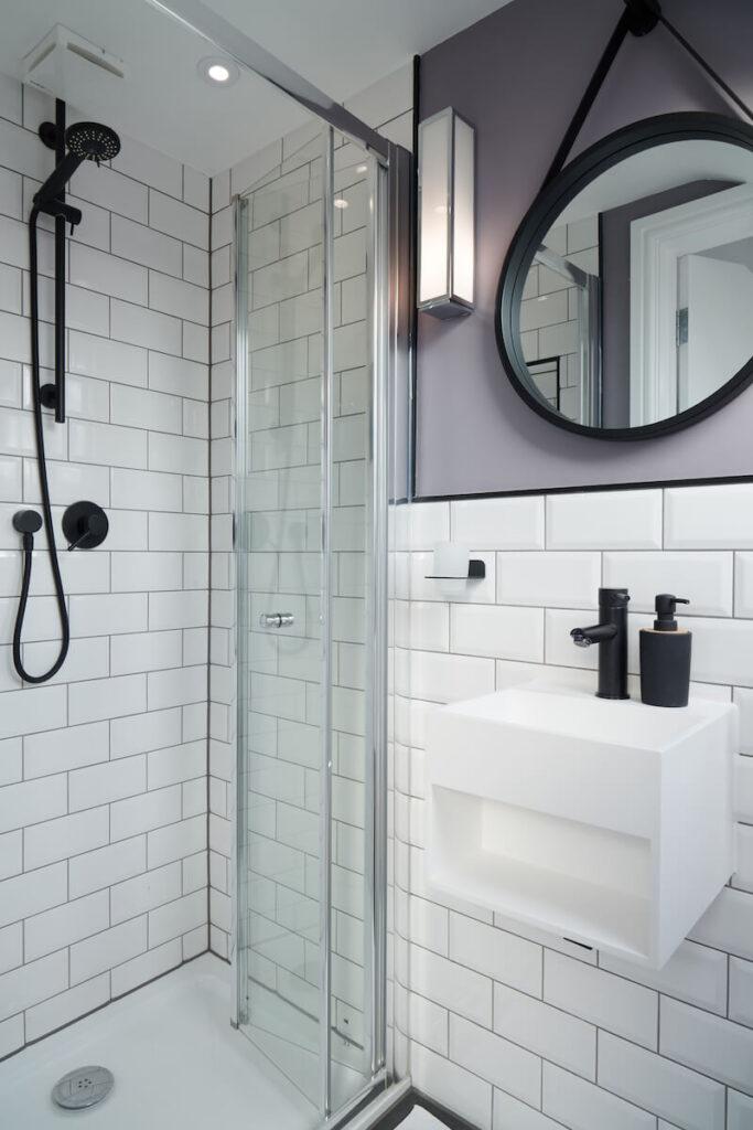 bathroom loft