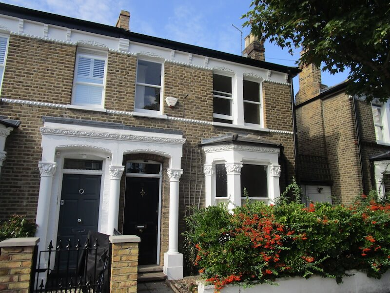 residential home Battersea