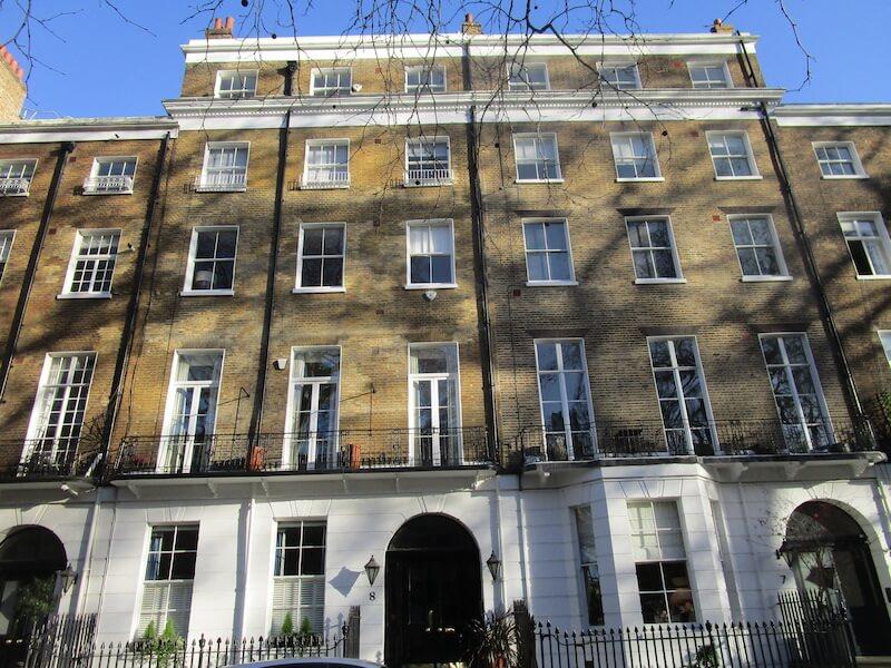 Bryanston Square Marylebone