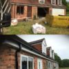 before and after PVC Windows