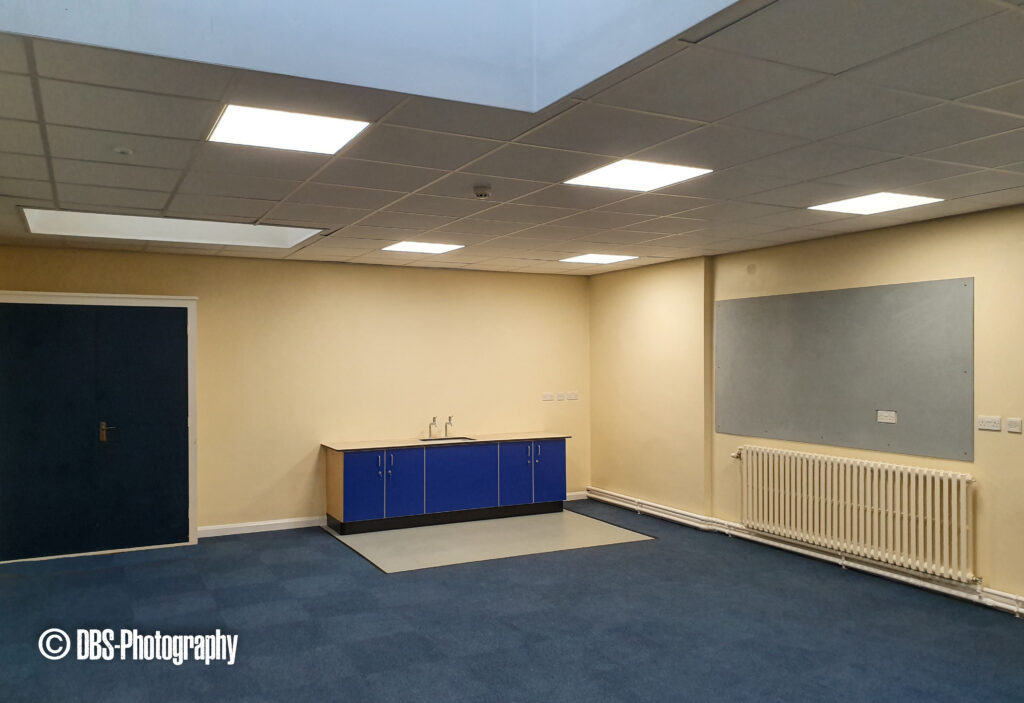 Drayton School 1 - New Classbase COMPLETED