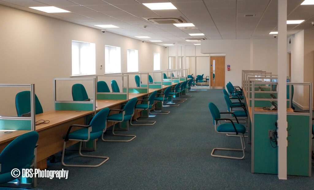 New DWP Thetford 2 - COMPLETED