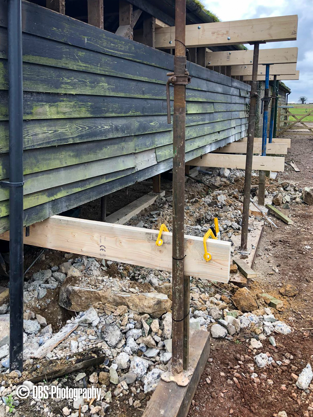 Upperwood - External Structural repairs 1