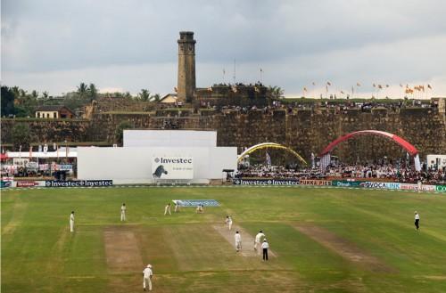 Galle International Stadium, Sri Lanka