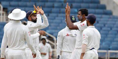 India Test Team 2016
