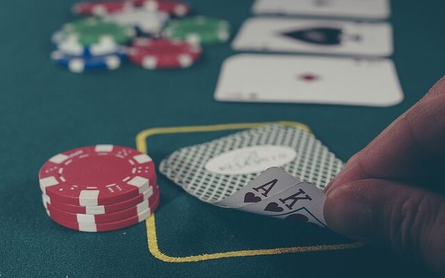 As Corona cuts short IPL, youngsters try their luck with Blackjack.