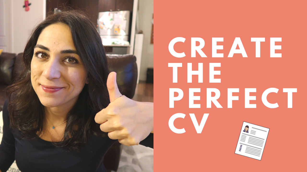 How to Create The Perfect Resume