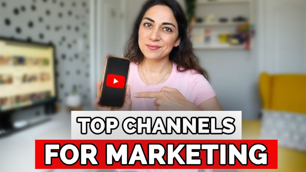 Top learning youtube marketing channels
