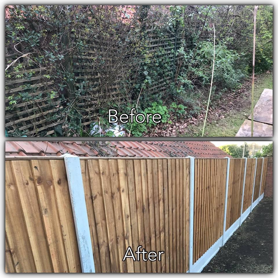 Fence 5
