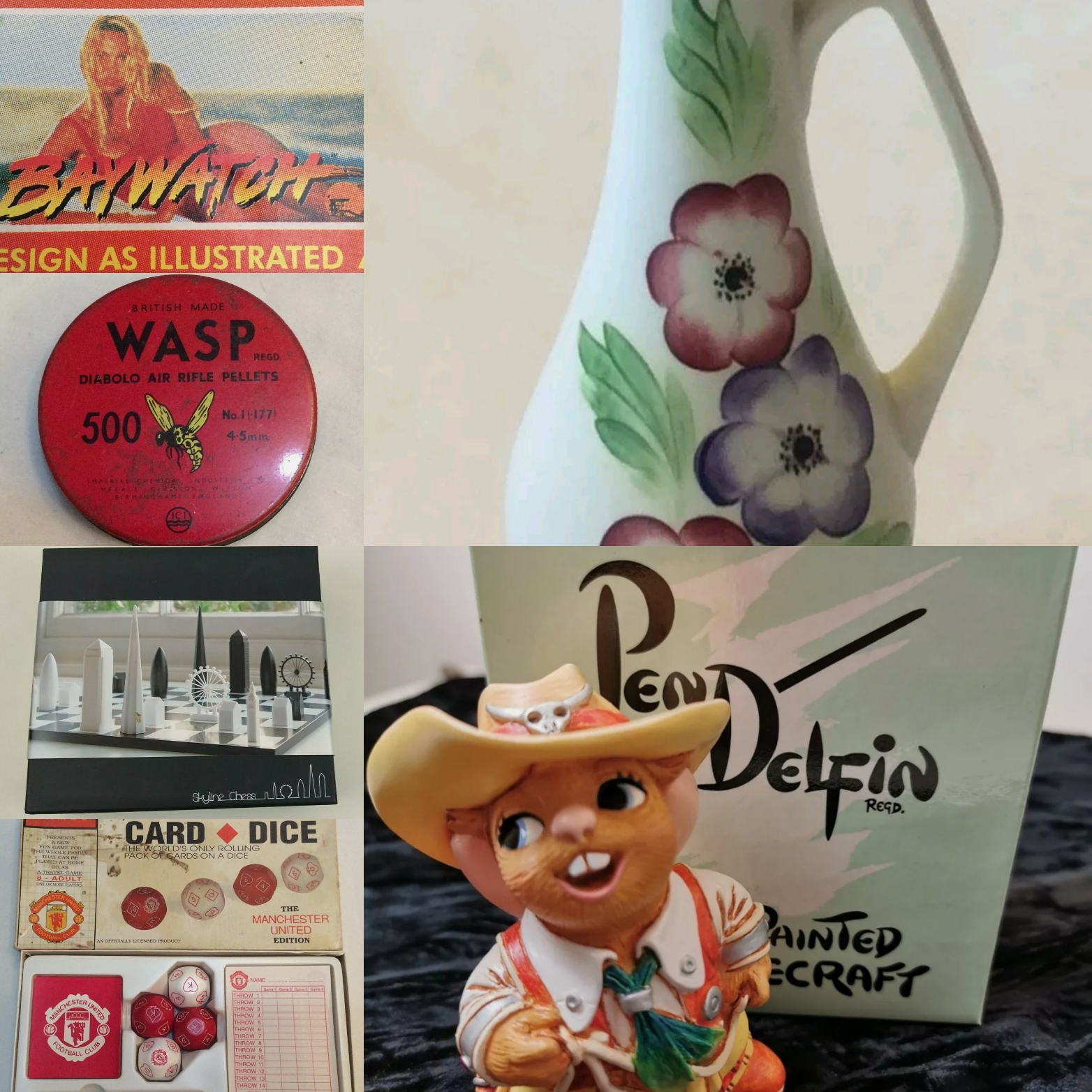 eBay - Collectibles, clothes and random shiny things :)