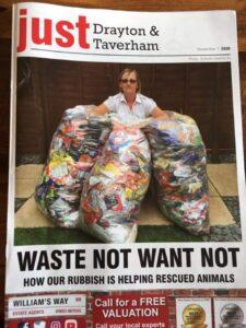 Susan Simpson recycling