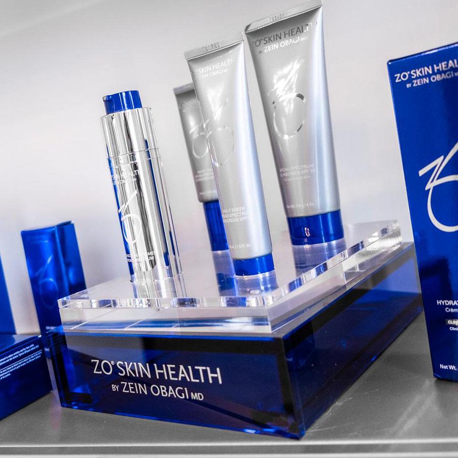 ZO medical grade skin care