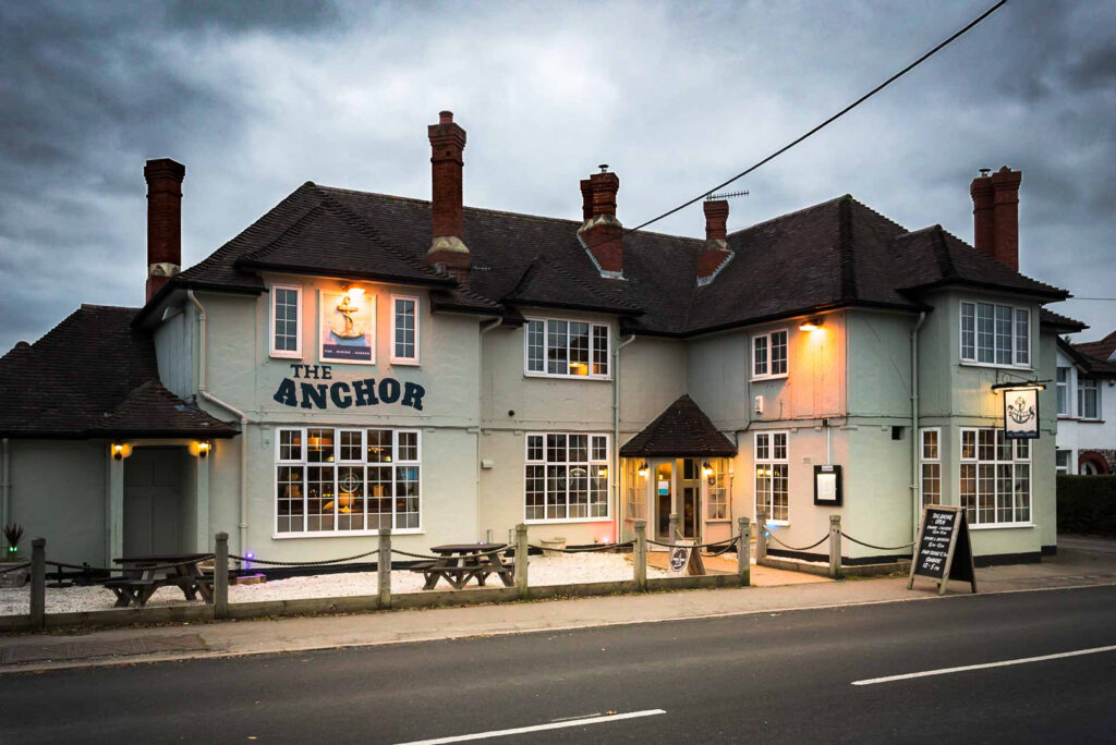 The Anchor Country Pub Near Bristol