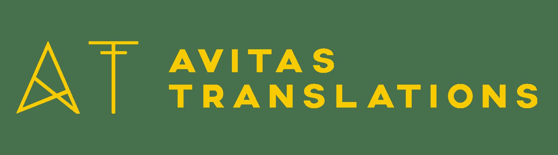 Avitas Translation Ltd