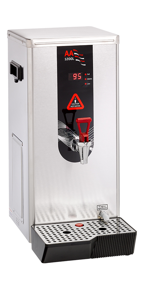 AA First 1200 L counter top water boiler