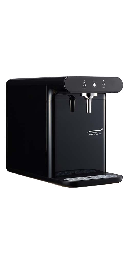 Arctic-revolution-70-point-of-use-water-cooler-black