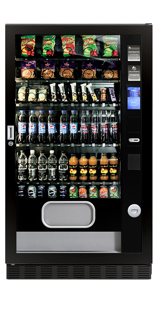 Duo L snack and drinks vending machine