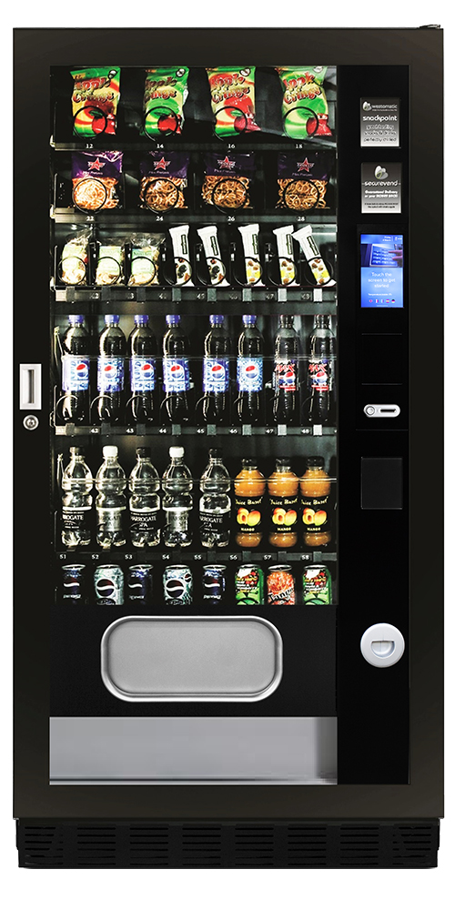 Duo M snack and drinks vending machine