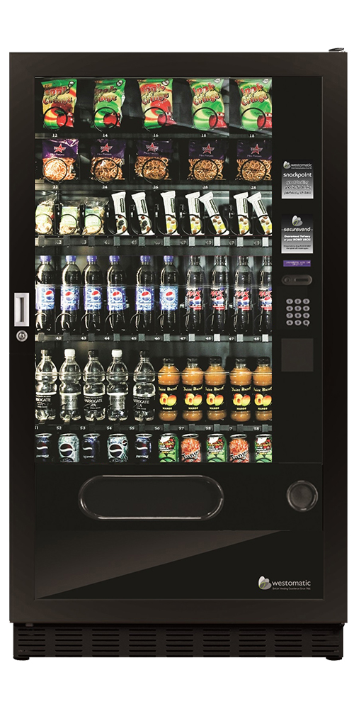 Quinto Max snack & drinks vending machine