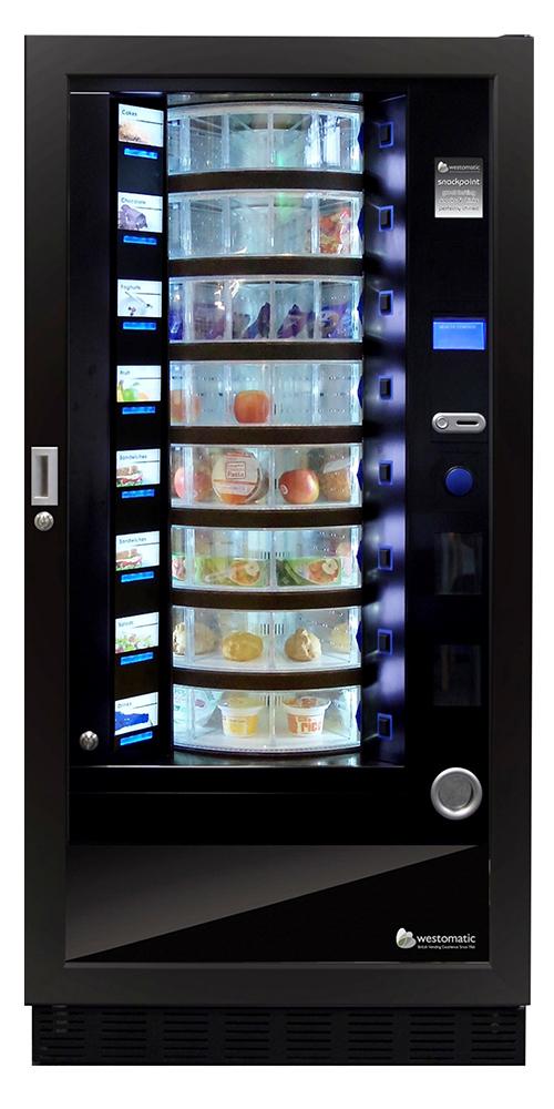 Easy 6000 food vending machine
