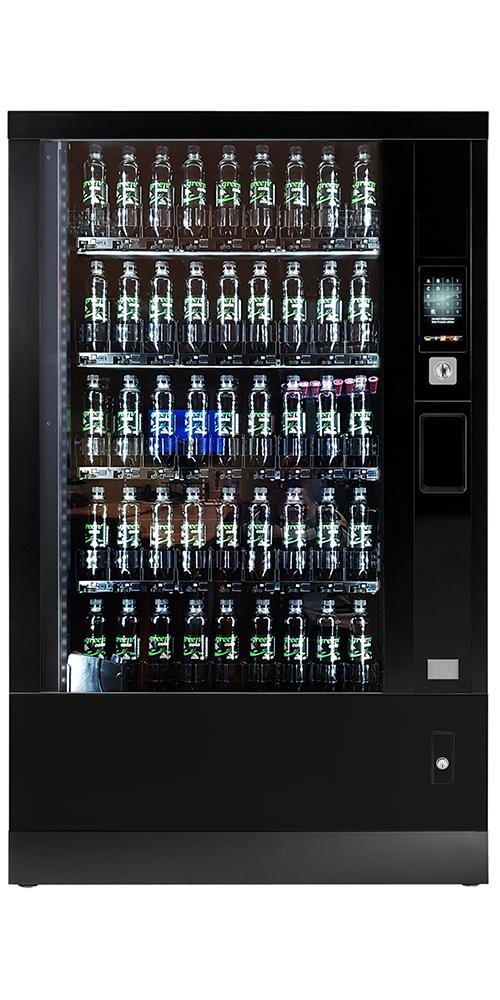 Elevate cold drinks vending machine