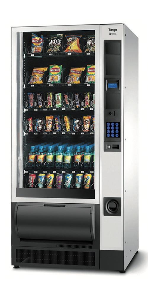 Necta Tango snack vending machine