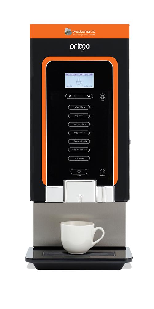 Primo Mini table-top hot drinks machine