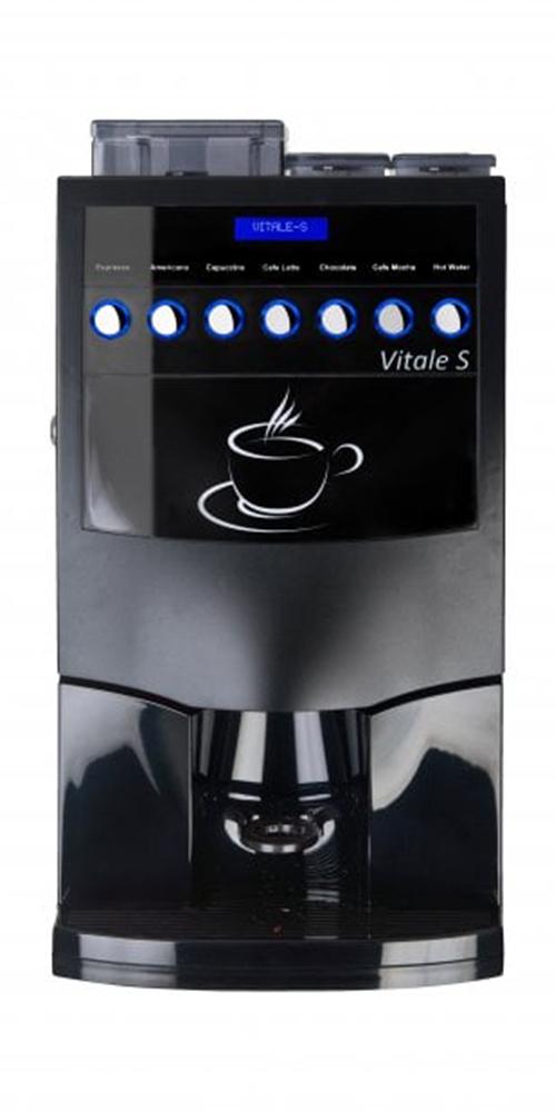 Vitale S table-top hot drinks machine