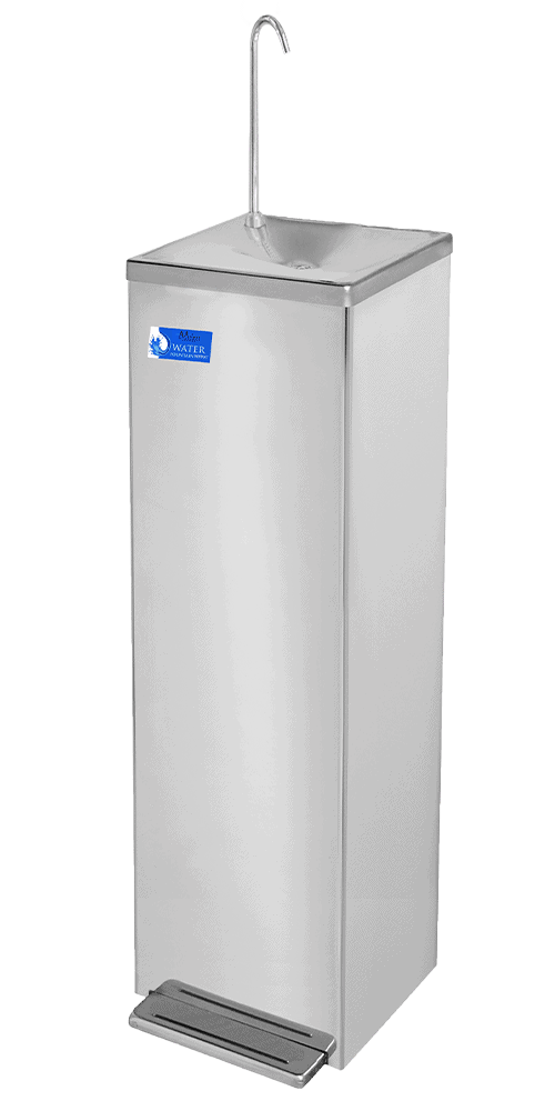 WFP9T hands-free drinking water fountain