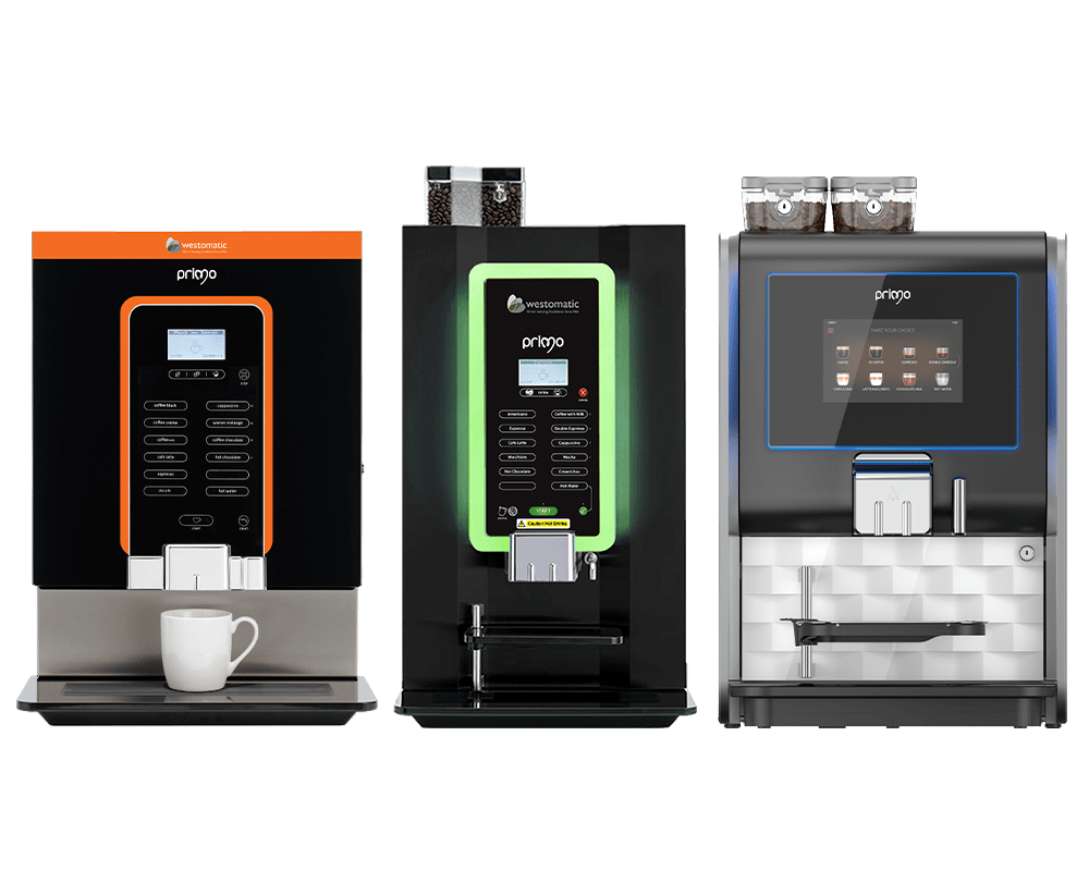 table top hot drinks machines