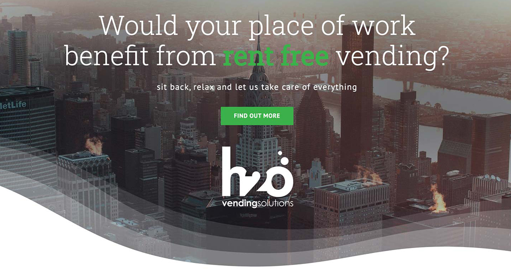 rent free vending machines and services