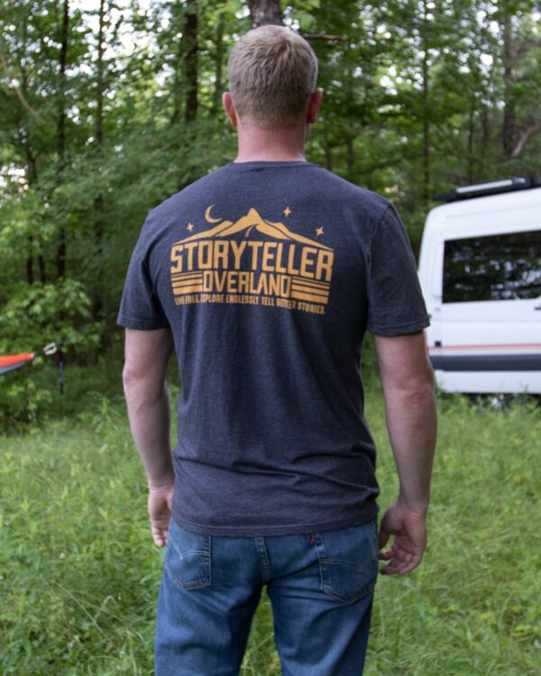 Storyteller Overland Adventure Tee