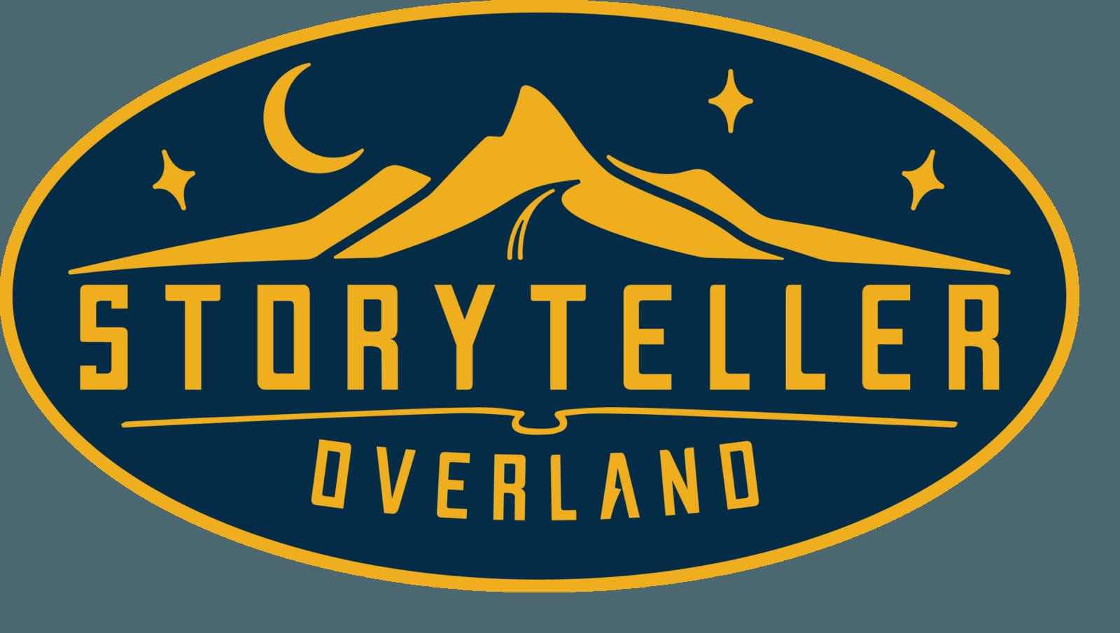 Storyteller Overland Logo