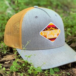 Storyteller Overland retro hat